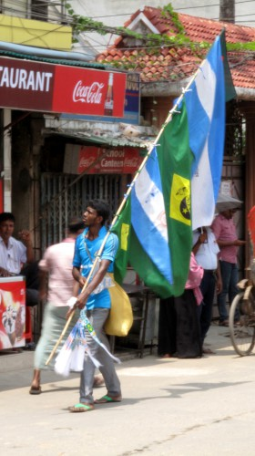 Dhaka; Bangladesh; Coupe du monde