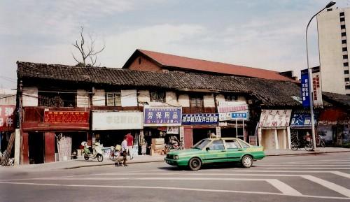 Chengduvieilles maisons taxi.jpg