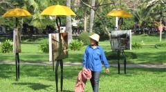 Angkor, Boris Martin, Récit, Lâm Duc Hiên